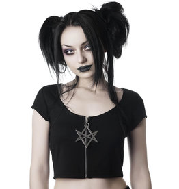 KS Sacred Sixx Crop Top