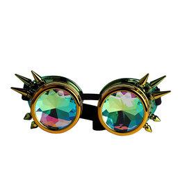 WF Steam Punk Kaleidoscope Goggles