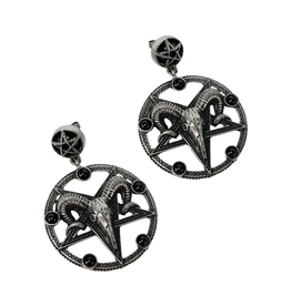 KS Templar Earrings