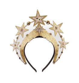 FN Golden Star Headband
