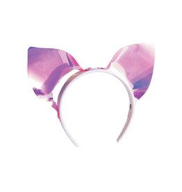FN Iridescent Vinyl Cat Ear Headband