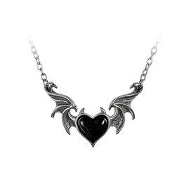 LOE Blacksoul Demon Heart Necklace
