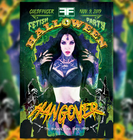 FF Halloween Hangover Fetish Party Nov 9th
