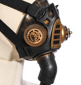 WF Steampunk Respirator with Arm Cuff
