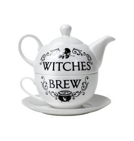 LOE Witches Brew Tea Set for One