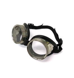SOL Vintage Aluminum Cyber Goggles