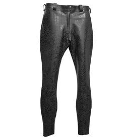 101 Circuit Textured Latex Skinny Jeans