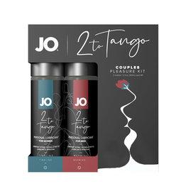 ECN JO 2 To Tango Couples Pleasure Kit Lubricant
