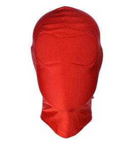 SMT Spandex Hood Red O/S