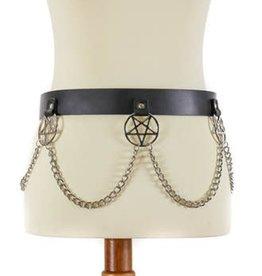 FPL Pentagram Chain Belt
