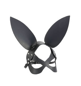 FPL Strapped Bunny Mask Black
