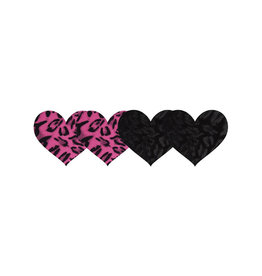 XGN Wild Cat Hearts Pasties