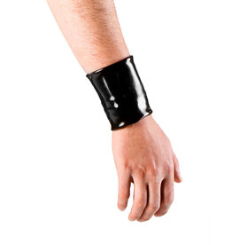 PMI Latex Wrist Wallet with Buckle Closure