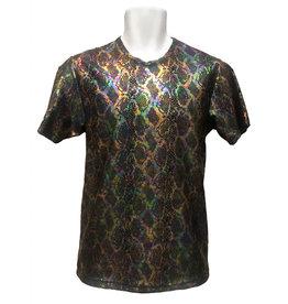SHR Rainbow Snake T Shirt