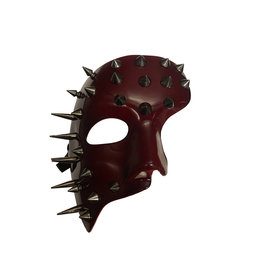 KBW Spike Phantom Half Mask  Dark Red