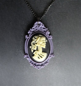 SOL Dead Lady Gothic Necklace