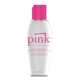 ECN Pink Silicone Lubricant For Women 2.8 Ounce
