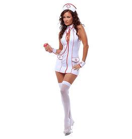 STL Frisky Nurse Dress Set