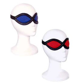 KO Leather Figure 8 Style Blindfold