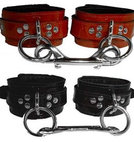 KO Leather Wrist Restraints