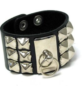 FPL Pyramid Stud Bracelet With O-Ring