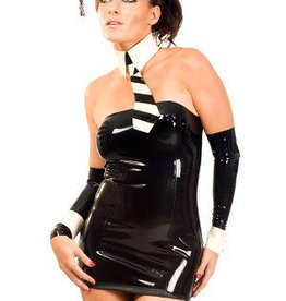 HON Latex Tube Dress