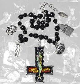 RIP Pray For Death Cross