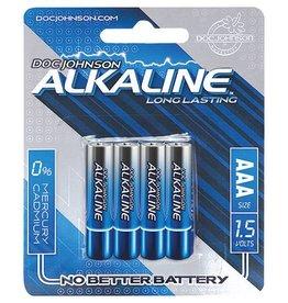 ECN AAA Batteries 4 Pack