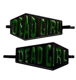 CLR Dead Girl Hairslides