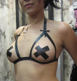 VEX Latex Frame Bra