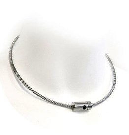 KO Steel Wire Slave Collar