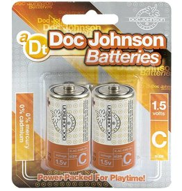 ECN C Batteries 2 Pack