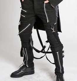 TRP Bondage Pants With Bum Flap