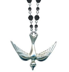 CH Downward Swallow Necklace