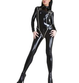 FF Duchess Latex Catsuit No Feet