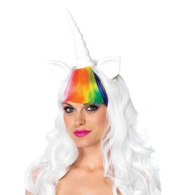 LGA Unicorn Wig & Tail Set