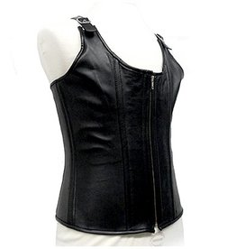 KO Mens Leather Corset