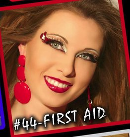 CLR Xotic Eyes First Aid Kit