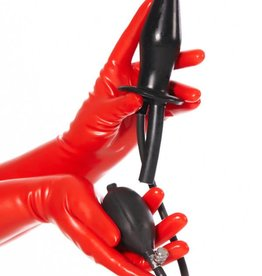 DEN DEN Inflatable Enema Butt Plug X411