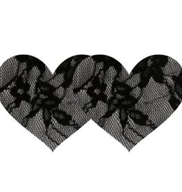 XGN Lace Heart Pasties