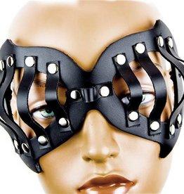 FPL Leather Strap Eye Mask