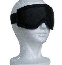KO Padded Leather Goggle Blindfold