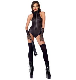 FOR Rapture Perforated Bodysuit