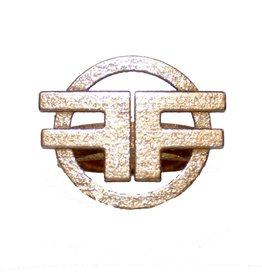 RW FF Logo Ring Old Steel