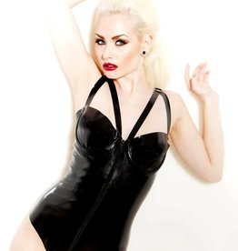 HON Latex Bunny Playsuit