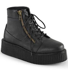 PLS Platform Creeper Side Zip