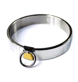 SMT Hinged Steel Collar With Lock