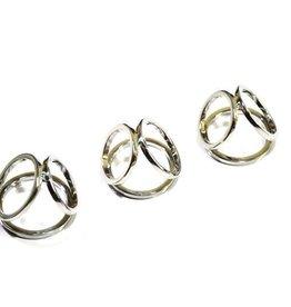 SI Triple Cock Ring