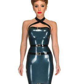 FF Jasmine Latex Bondage Dress