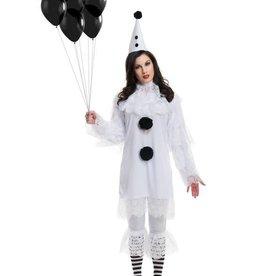 CLR Heartbroken Clown Costume